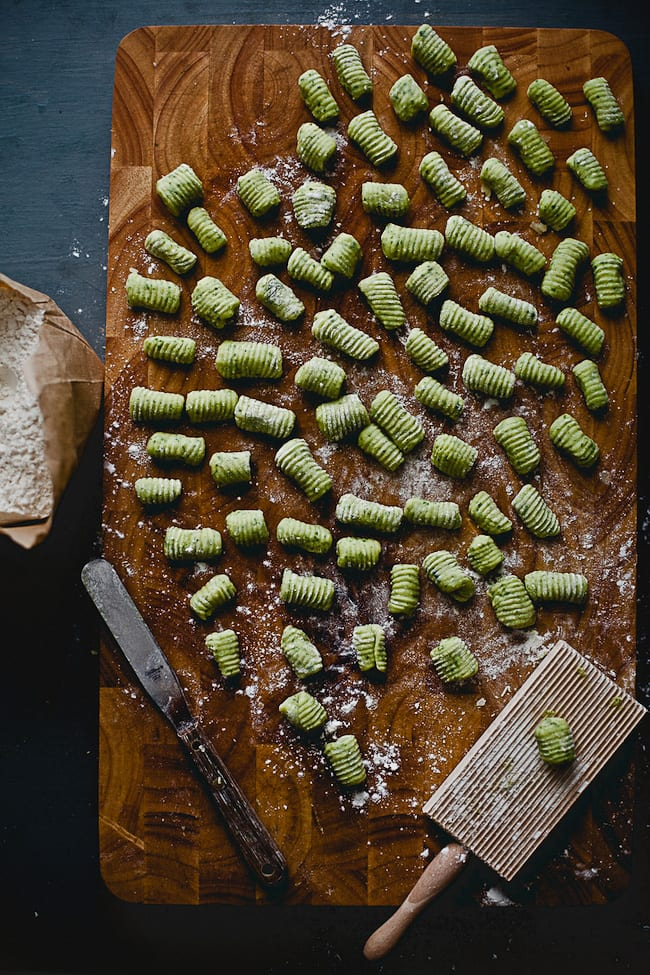 Arugula Gnocchi | Playful Cooking