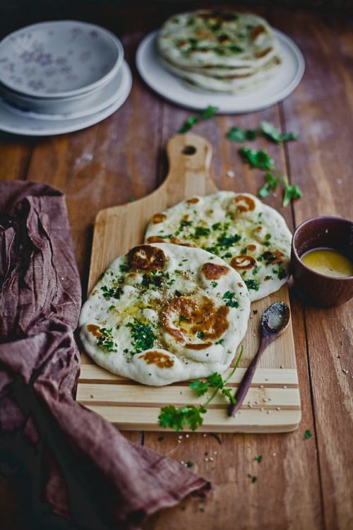 Instant Naan   Playful Cooking
