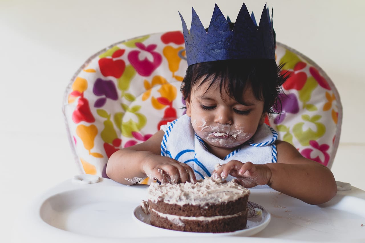 Avyan turned ONE | Photography - Kankana Saxena