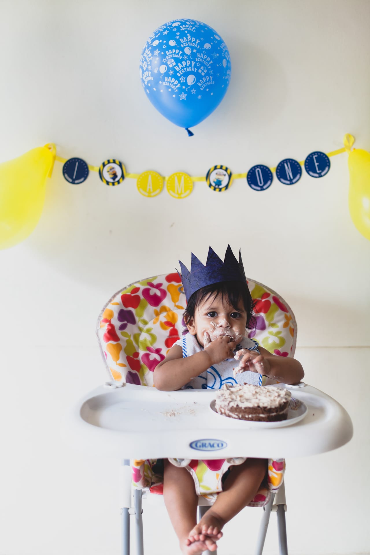 Avyan turned ONE | Photography - Kankana Saxena