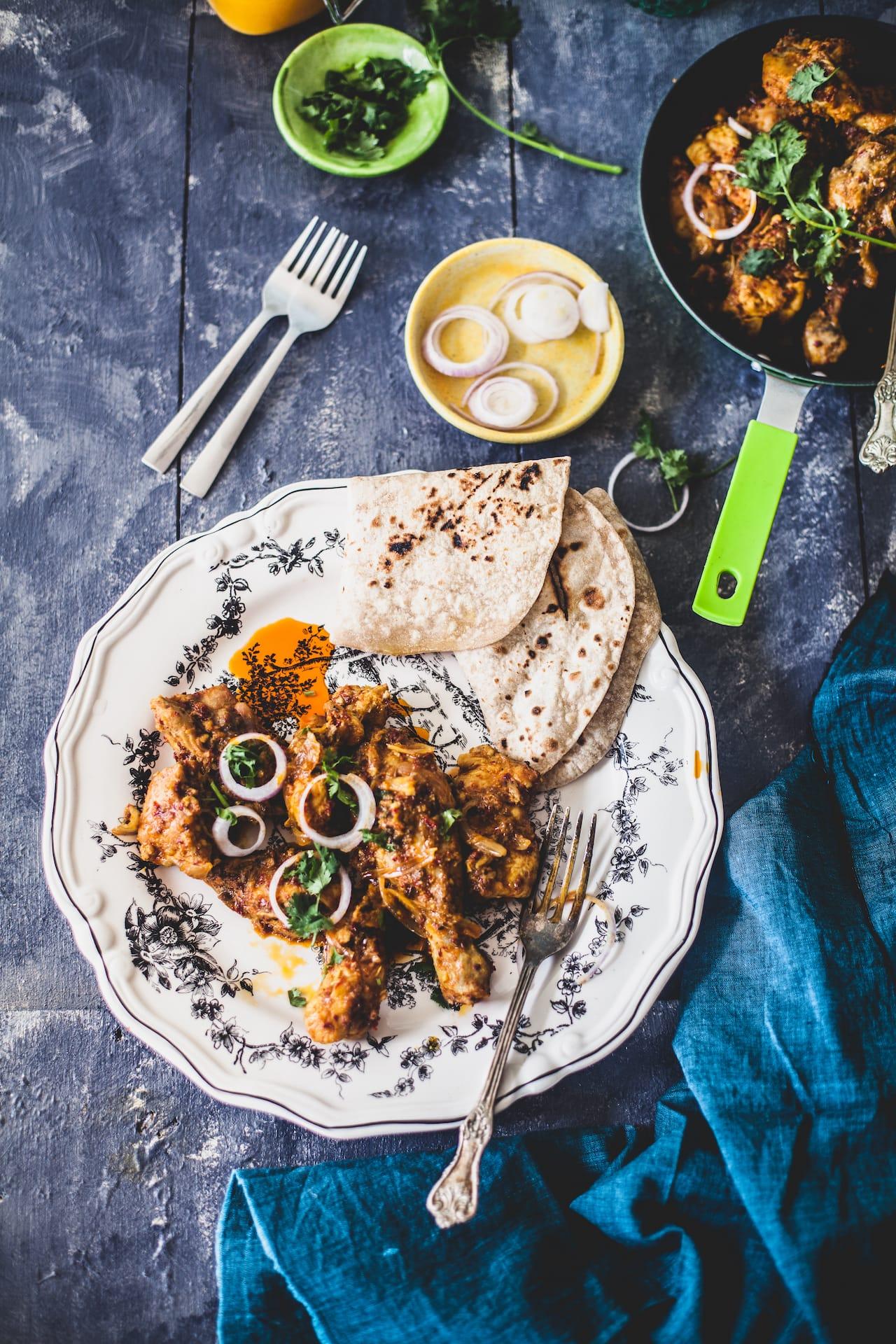 Chicken Ghee Roast | Playful Cooking