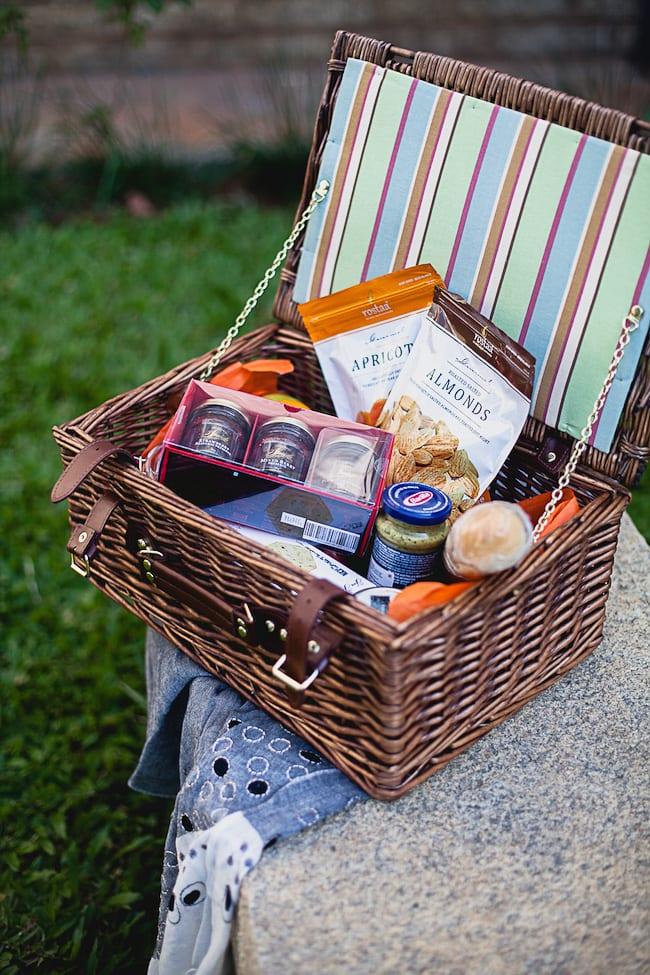 Foodhall Gift Basket | Playful Cooking