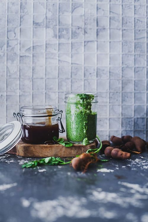 Coriander Chutney And Tamarind Chutney | Playful Cooking