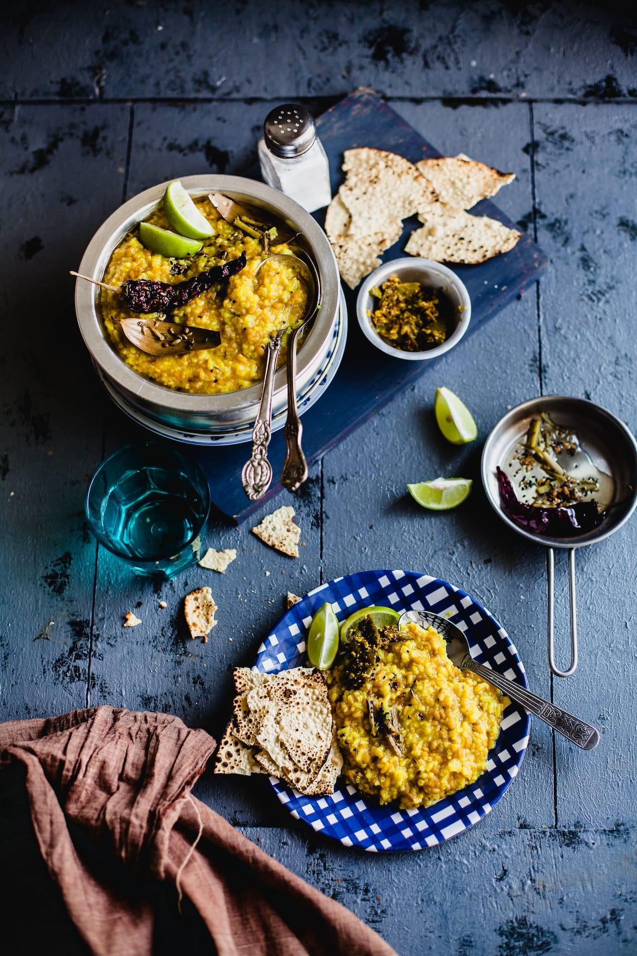 Bhaja Mung Daal Khichuri | Playful Cooking