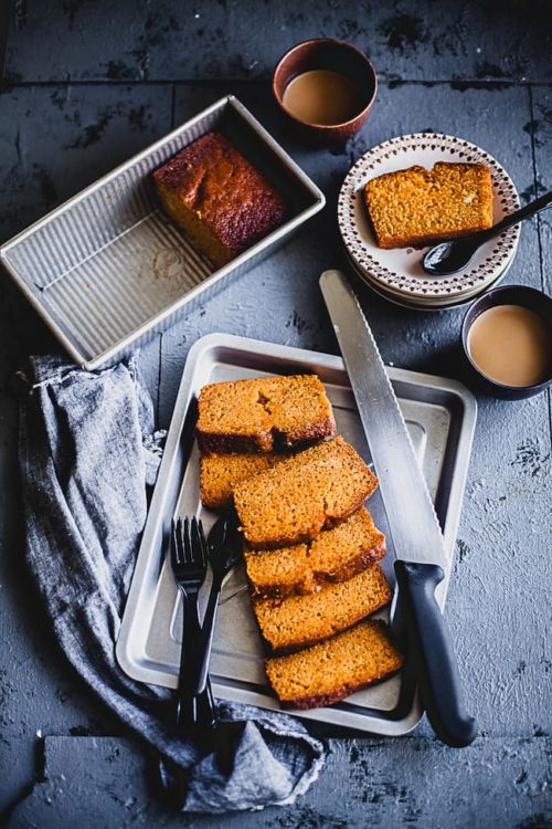 Carrot Cardamom Cake | Playful Cooking