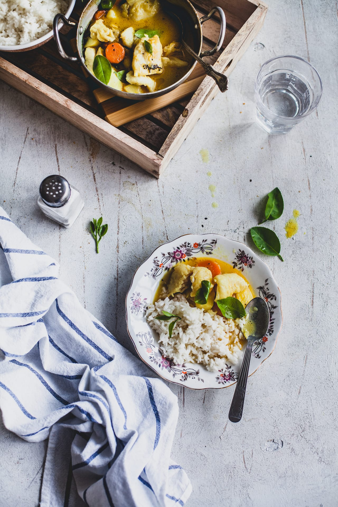 Coconut Lemon Fish Stew | Playful Cooking