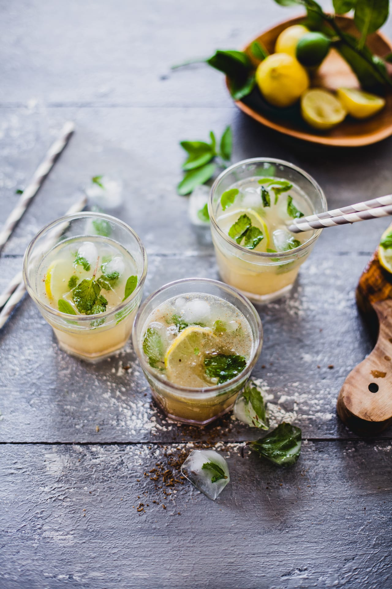 Masala Nimbu Soda (Spiced Lemonade Fizz)   Playful Cooking