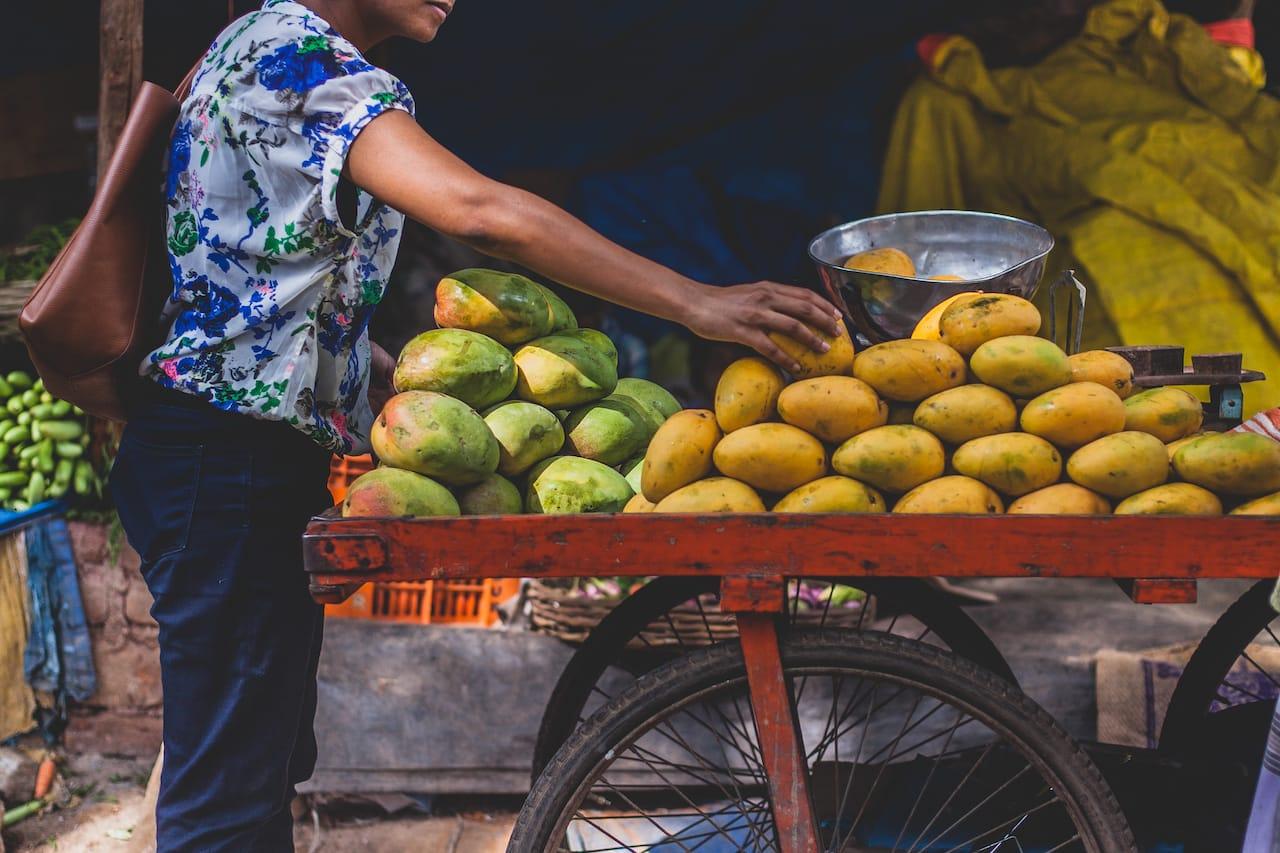 Market Scene | Playful Cooking