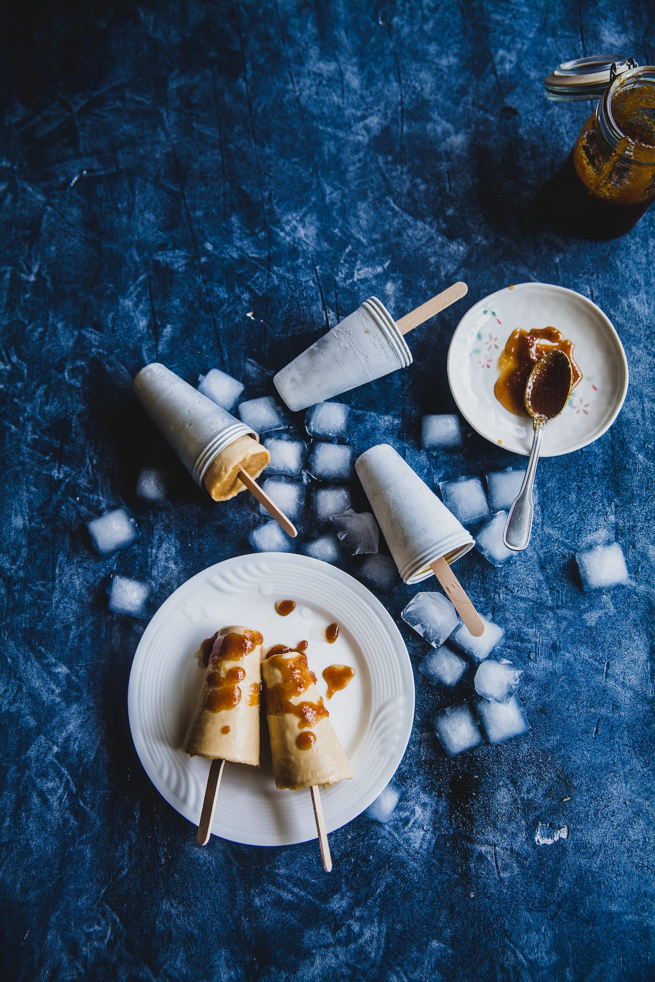 Nolen Gur Kulfi (Date Palm Jaggery Creamsicles) | Playful Cooking