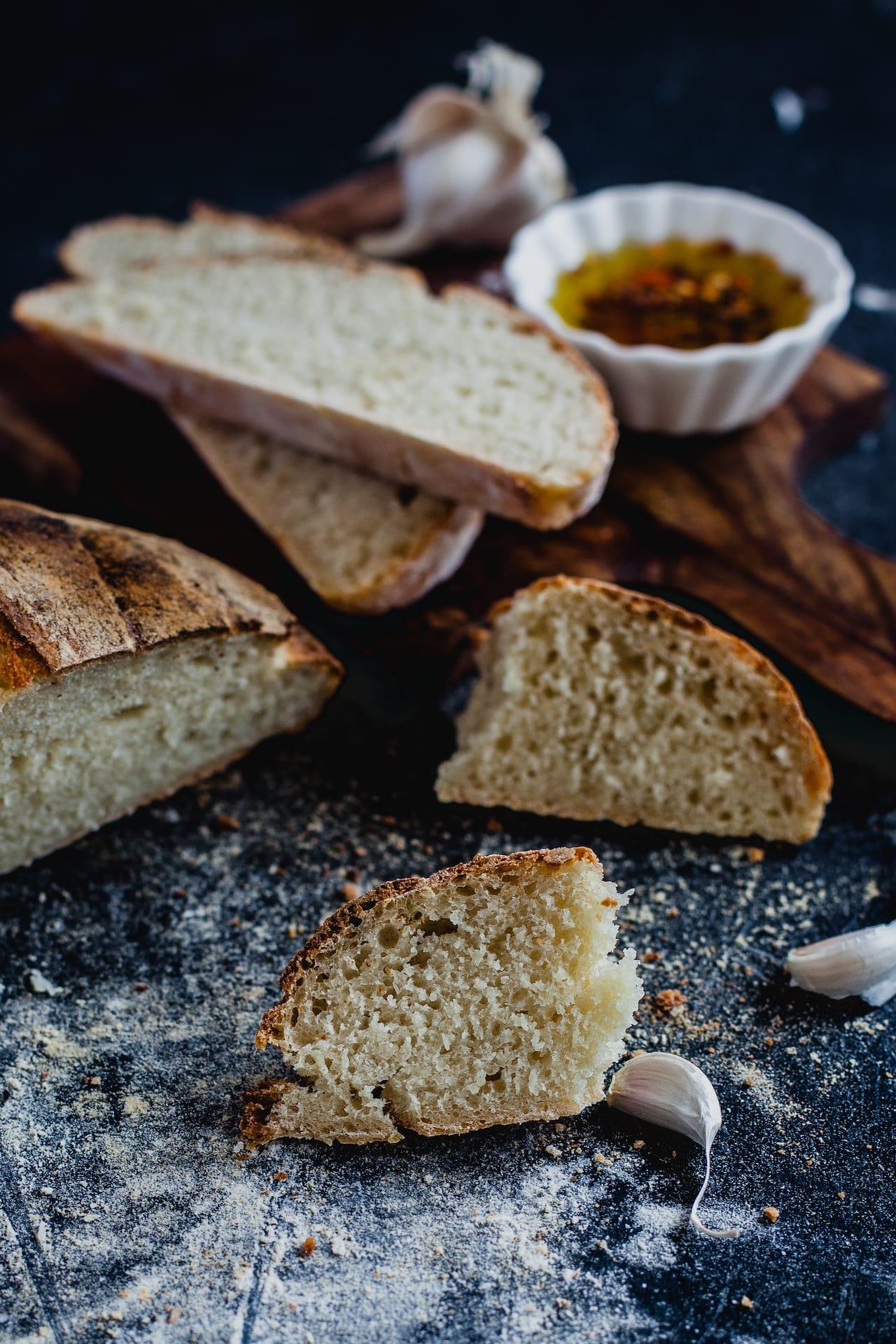 Rustic White Bread 03