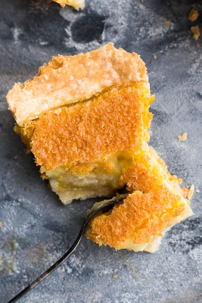 Orange Chess Pie (Meg is Well) | Playful Cooking