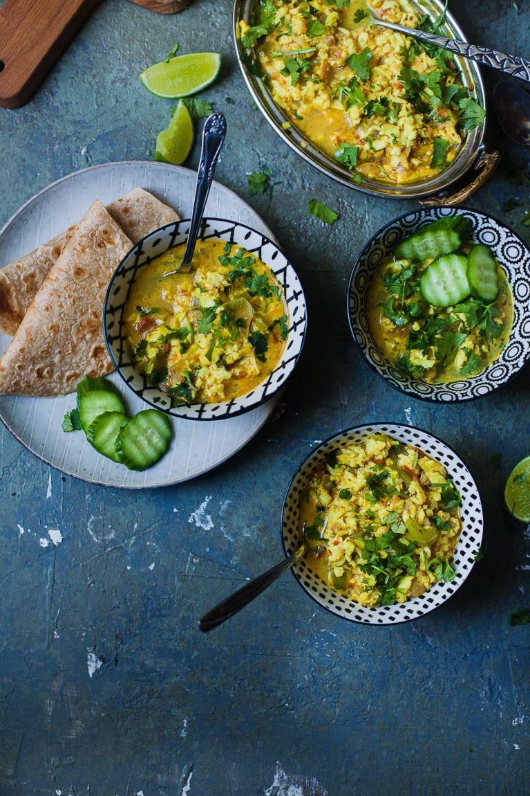 Paneer Bhurji Curry | Playful Cooking #foodphotography #indianfood #curry #weeknight #easymeal