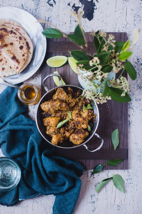 Chicken Sukka (Mangalorean chicken stir-fried ) | Playful Cooking #chicken #stirfried #indian