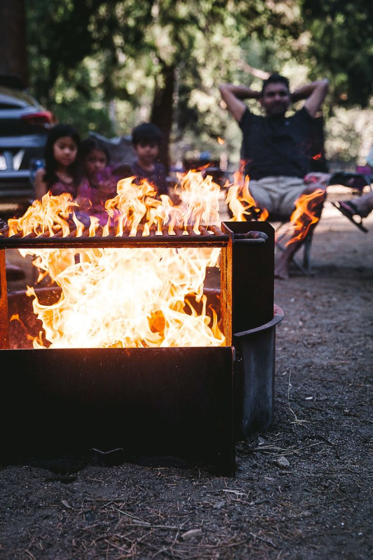 Our First Camping Experience #yosemite #camping #outdoor #photography | Playful Cooking