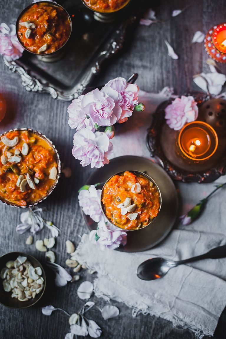 Gajar Halwa (Carrot Pudding) | Playful Cooking #gajarhalwa #carrotpudding #carrot #indiandesserts