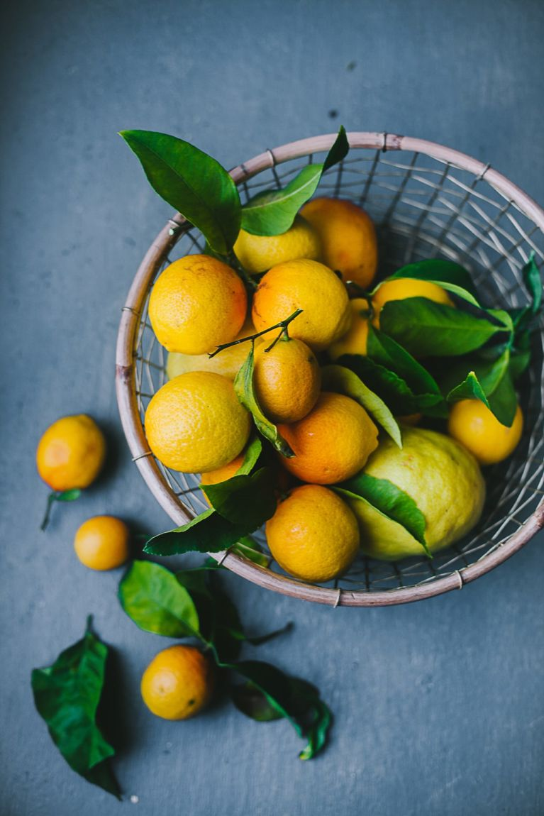 Gorgeous Fresh Lemons | Playful Cooking #lemon #curd #foodphotography