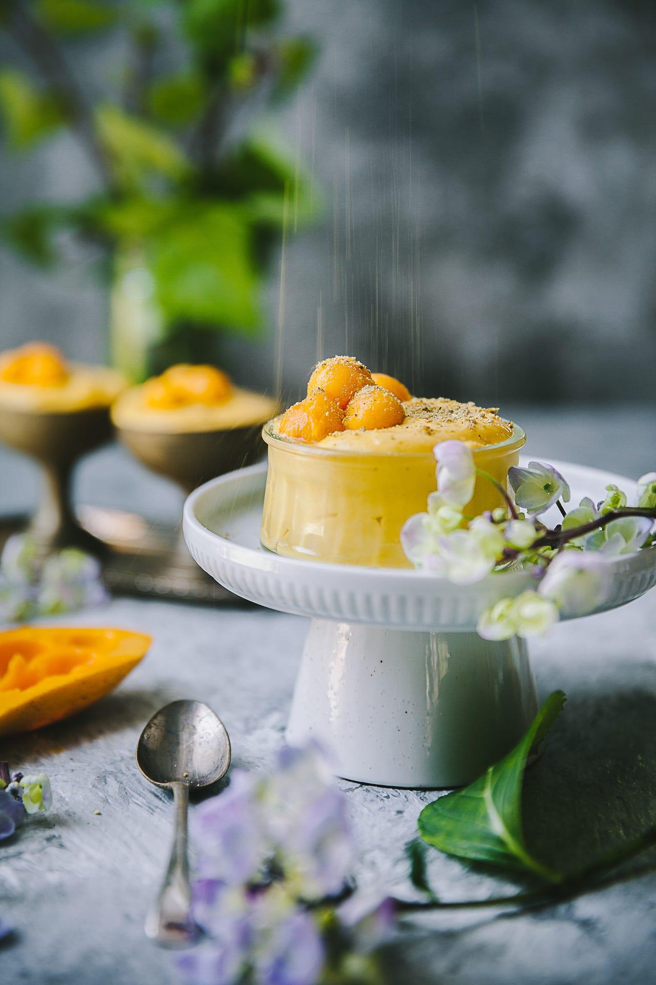 Aamrakhand - Mango Sweetened Yogurt