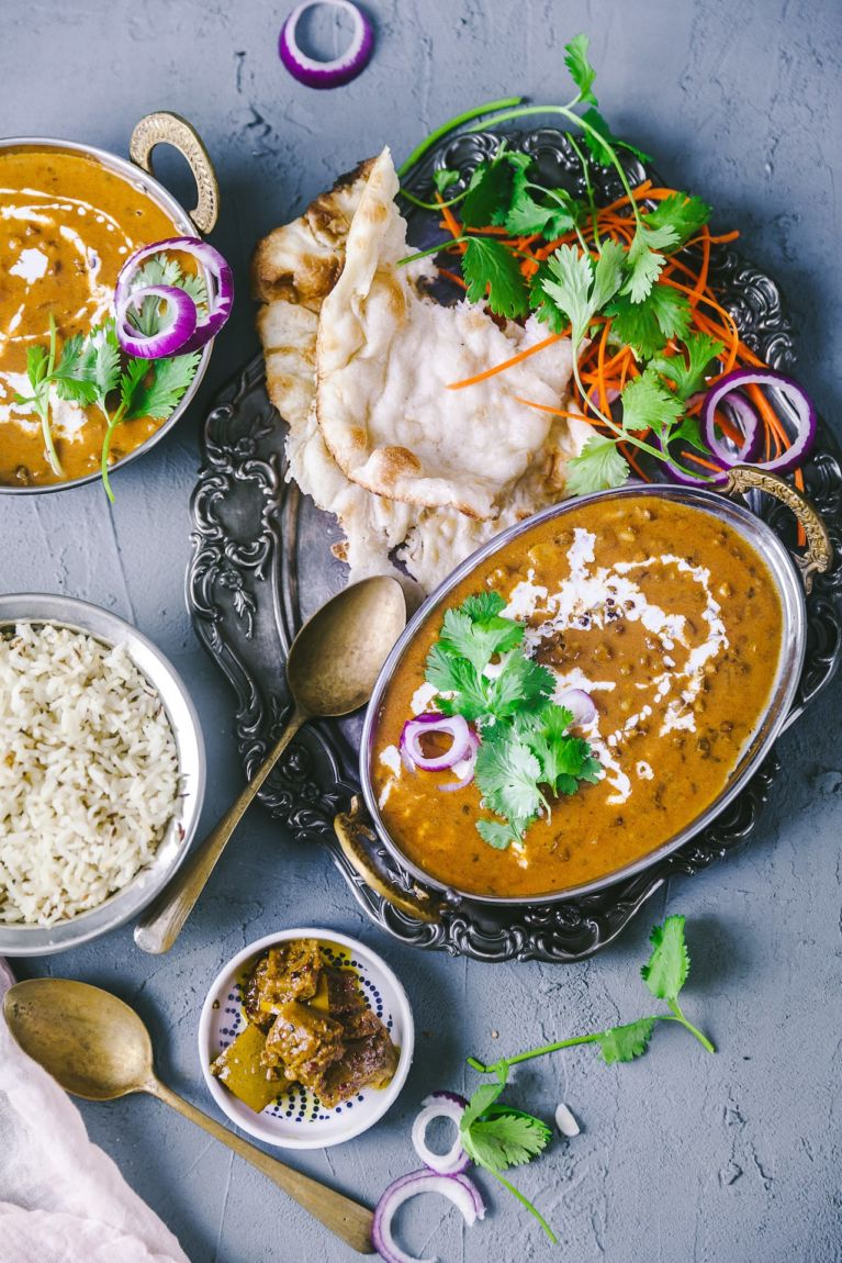 Daal Makhani prepared in multipot is a hearty lentil stew which is loved by everybody. Learn how to make it fuss free in multipot! #playfulcooking #foodphotography #dalmakhani #lentils #stew #indianfood
