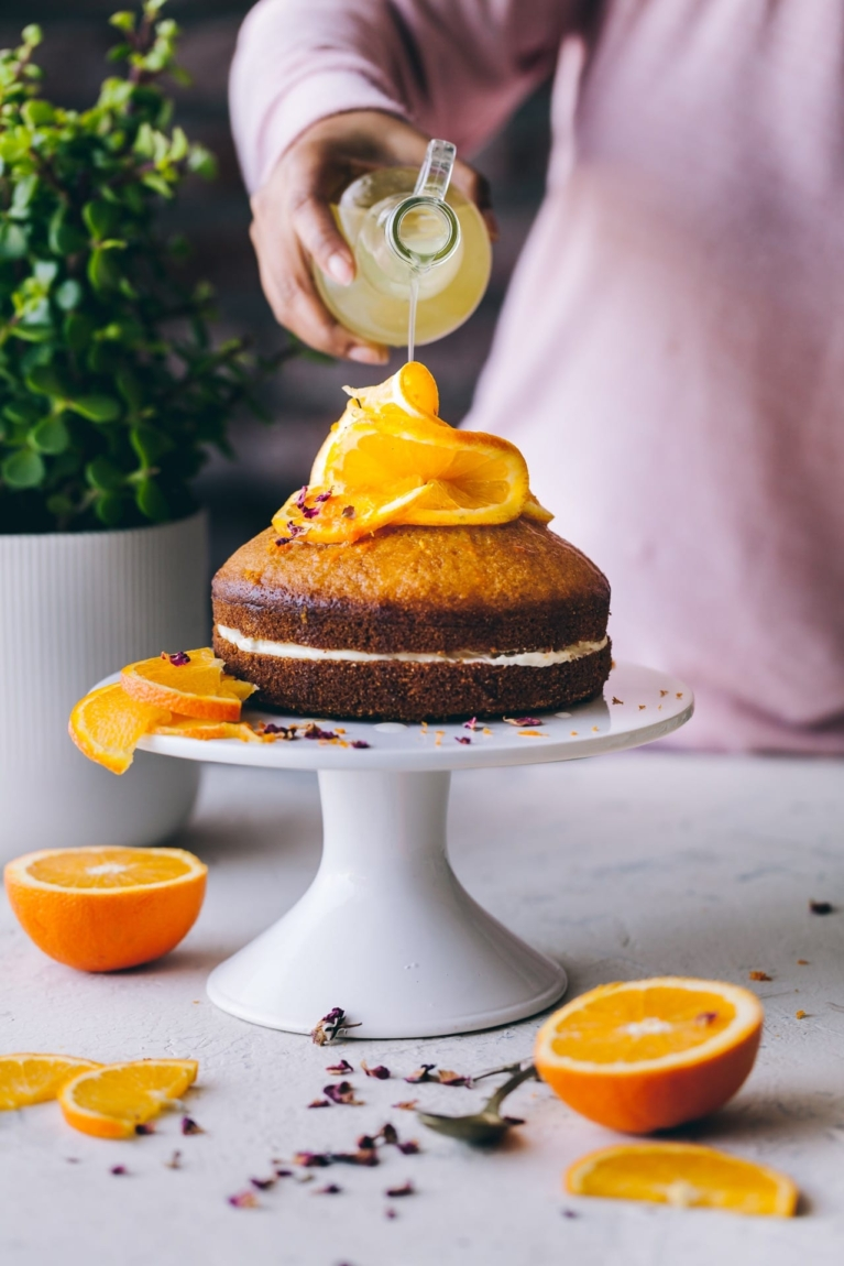 Food photography   Playful Cooking #cake #orangecake #cornmealcake #foodphotography This shop has been compensated by Collective Bias, Inc. and its advertiser. All opinions are mine alone. #MazolaHeartHealth #CollectiveBias