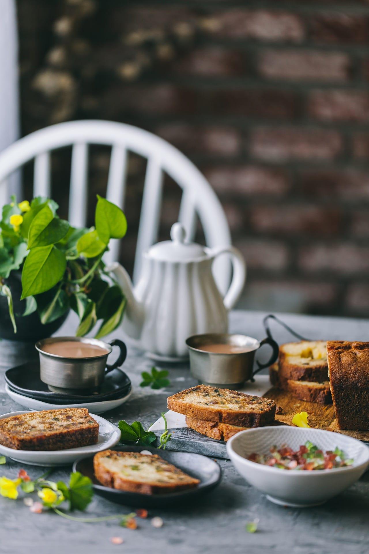 Tutti Frutti Cake | Playful Cooking #cake #teatimecake #tuttifrutti #cake #loafcake #easycake #foodphotography #foodstyling