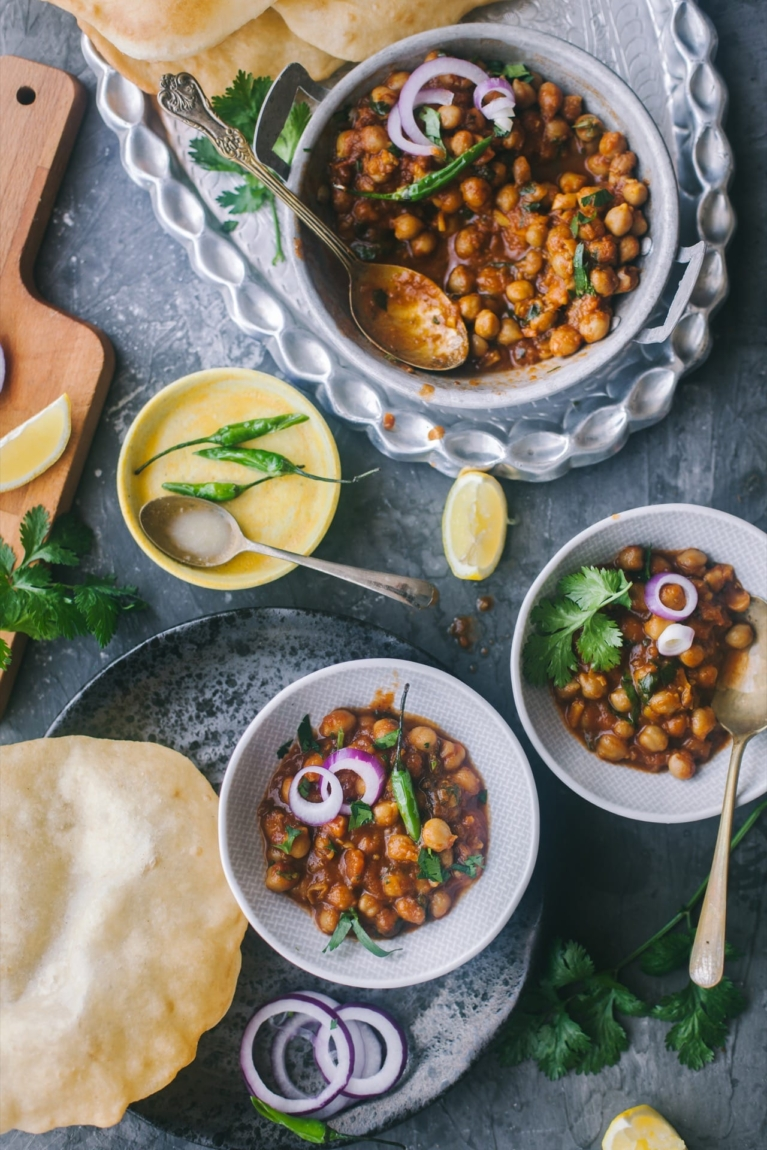 Chola Chana Masala | Playful Cooking #chickpea #multipot #instapot #stew #foodphotography