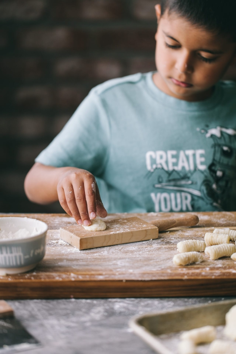 Cooking with kids!| Playful Cooking #potato #gnocchi #easy #pantrymeal #pasta #foodphotography