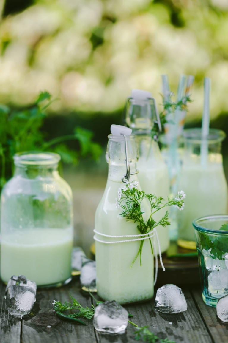 Mattha or Chaas is a perfect Summer drinks! Easy Tasty and great for digestion too. #mattha #chaas #yogurt #buttermilk #drinks #indian #summer