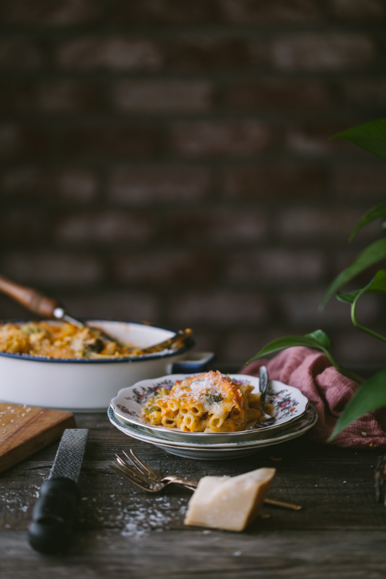 Creamy Mac and Cheese #pasta #macandcheese #foodphotography #foodstyling #bakedpasta