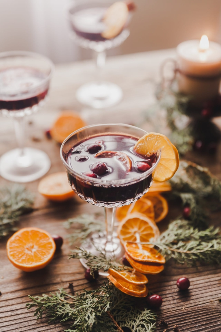 Holiday Drinks