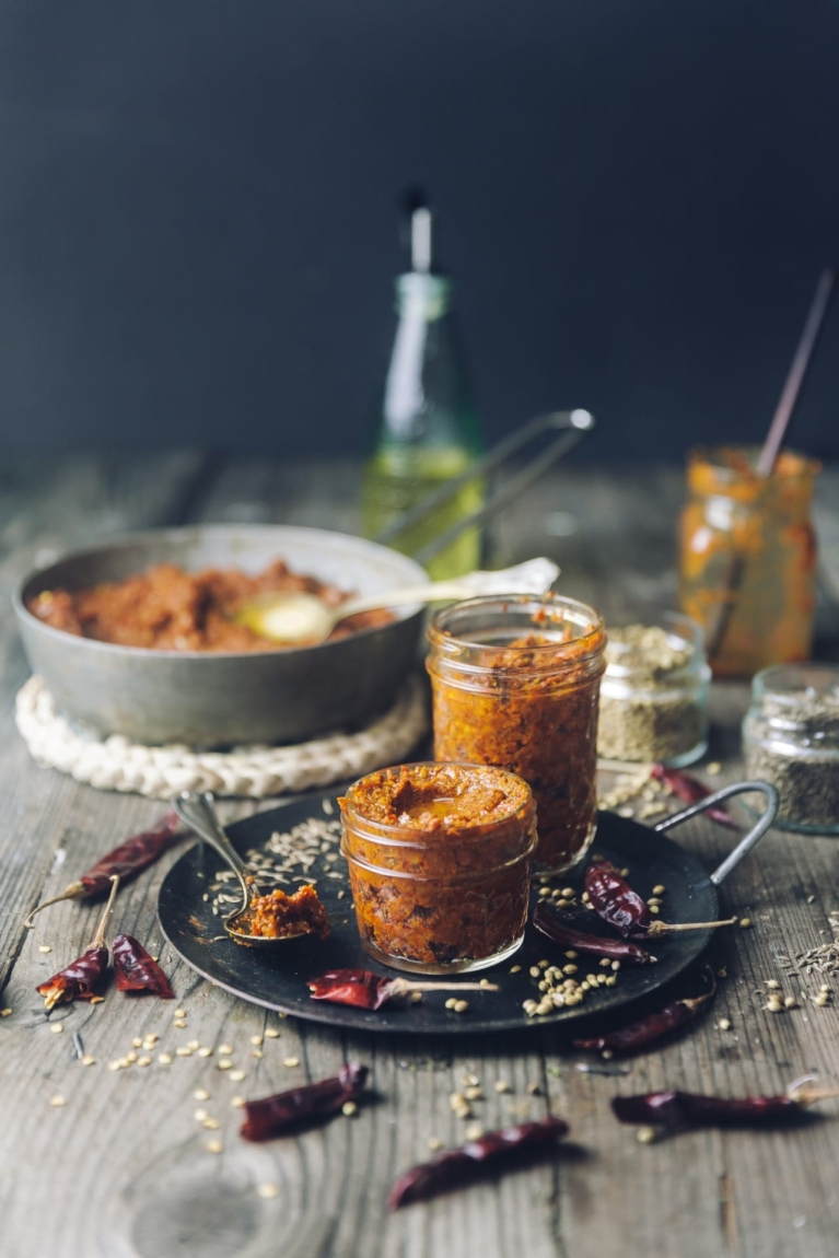 Make Indian cooking easy with this easy to make condiments. All you need to know how to make and store.