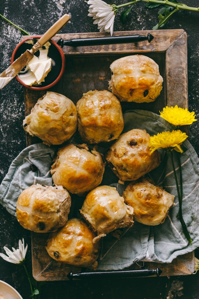 Easter Special Spiced Buns