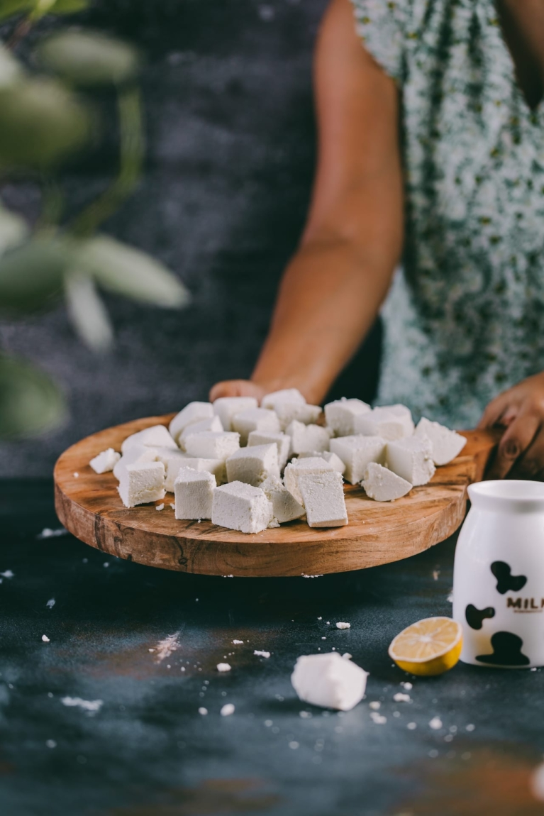 Homemade Paneer Recipe with all the tips and tricks
